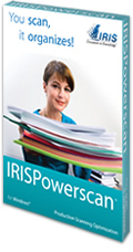 IRISPowerscan 10 Enterprise Essentials (120ipm) Image